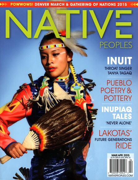 Native Peoples Cover - 3/1/2015