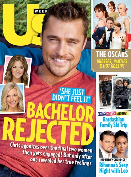 Us Weekly Cover - 3/9/2015