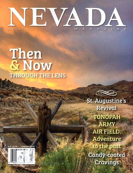 Nevada Magazine Cover - 3/1/2015