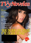 Tv Y Novelas Magazine 3/1/2015