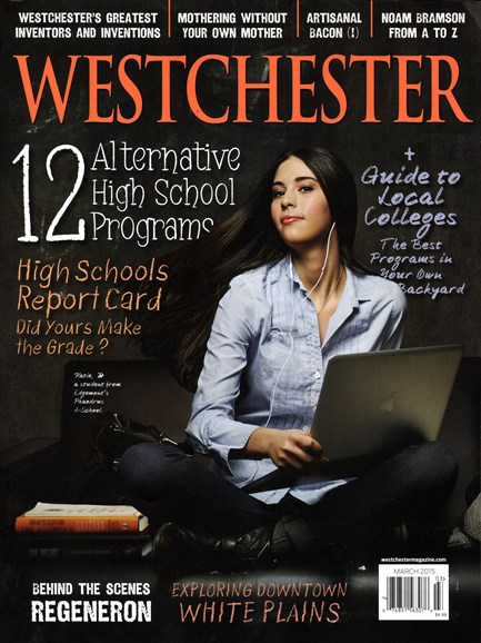 Westchester Magazine Cover - 3/1/2015