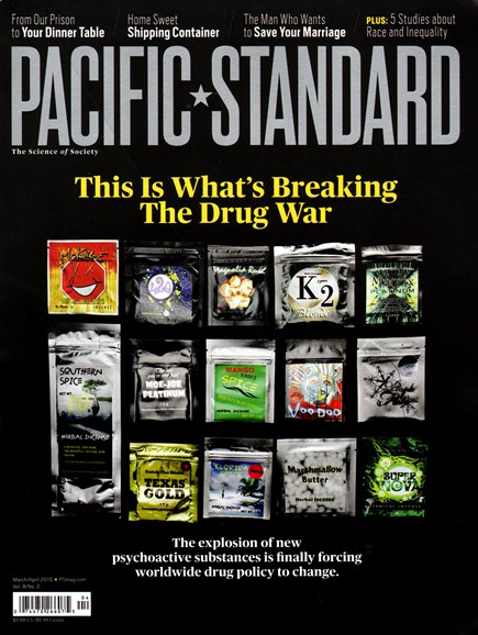 Pacific Standard Cover - 3/1/2015