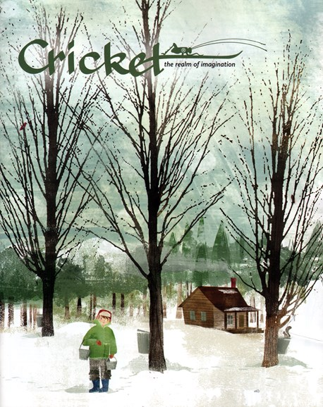 Cricket Cover - 3/1/2015