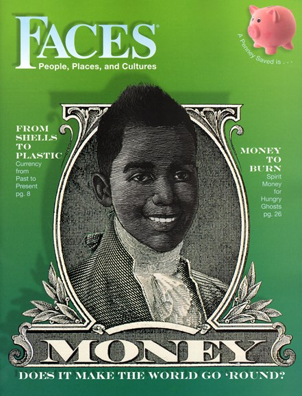 Faces Cover - 3/1/2015