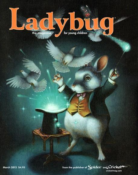 Ladybug Cover - 3/1/2015