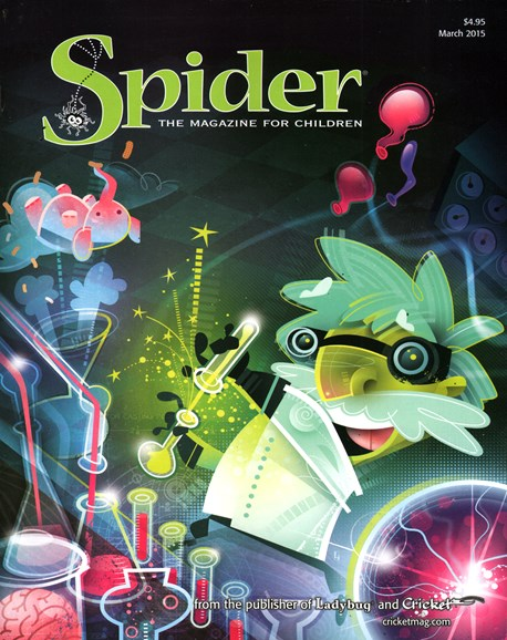 Spider Cover - 3/1/2015