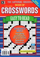 The National Observer Book of Crosswords Magazine 3/1/2015
