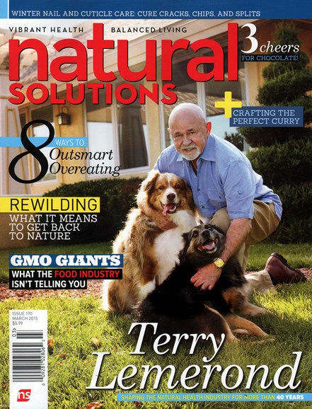 Natural Solutions Cover - 3/1/2015
