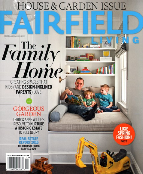 Fairfield Living Cover - 3/1/2015