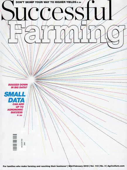 Successful Farming Cover - 2/15/2015