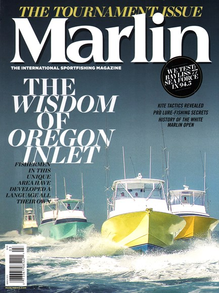 Marlin Cover - 3/1/2015