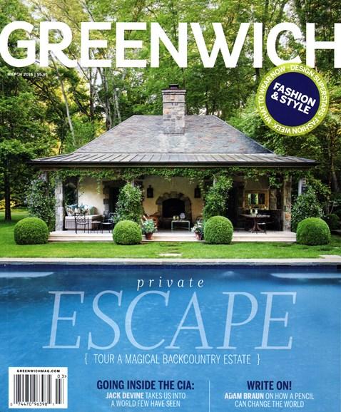 Greenwich Cover - 3/1/2015