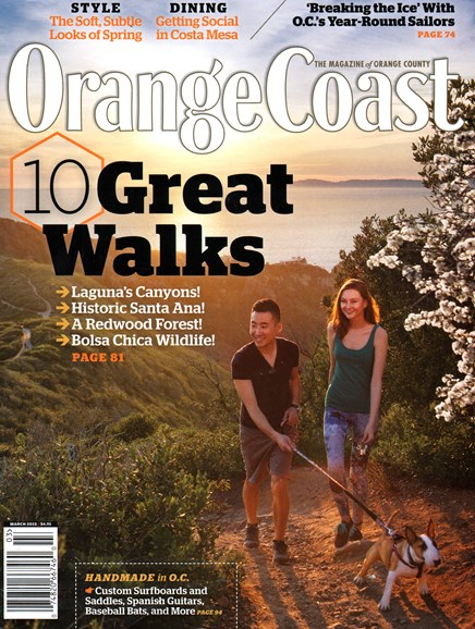 Orange Coast Cover - 3/1/2015