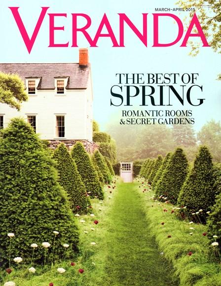 Veranda Cover - 3/1/2015
