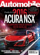 Automobile Magazine 3/1/2015