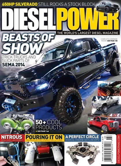 Diesel Power Cover - 3/1/2015