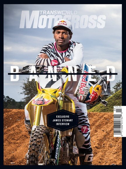 Transworld Motocross Cover - 3/1/2015