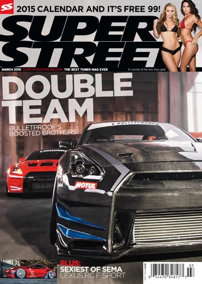 Super Street Cover - 3/1/2015