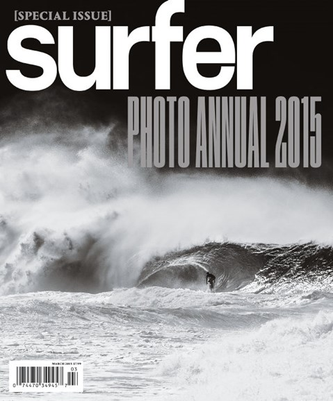 Surfer Cover - 3/1/2015