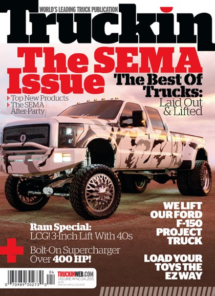 Truckin' Cover - 2/26/2015