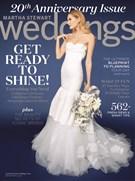 Martha Stewart Weddings 12/1/2014