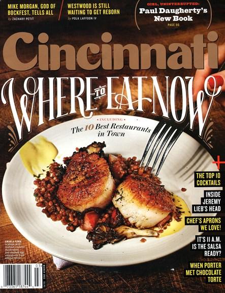 Cincinnati Cover - 3/1/2015