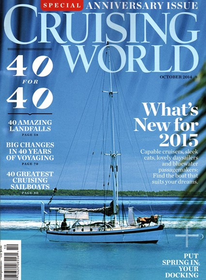 Cruising World Cover - 10/1/2014