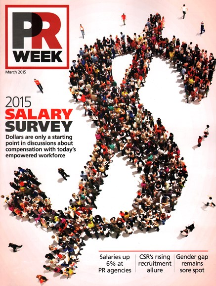 PRWeek Cover - 3/1/2015