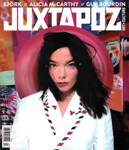 Juxtapoz Cover - 4/1/2015