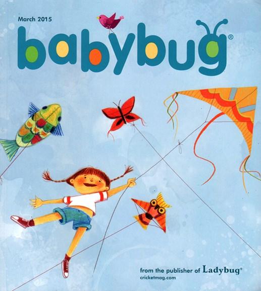 Babybug Cover - 3/1/2015
