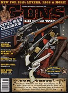 Guns Of The Old West Magazine 3/1/2015