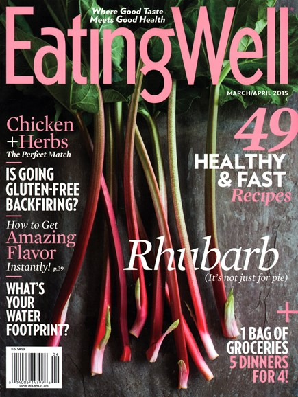 EatingWell Cover - 3/1/2015