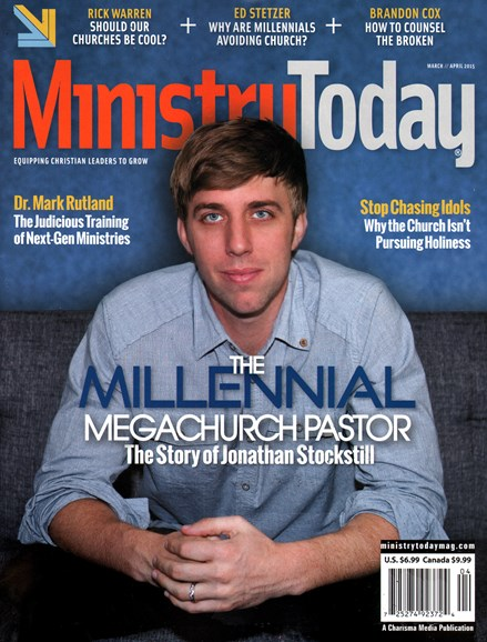 Ministry Today Cover - 3/1/2015