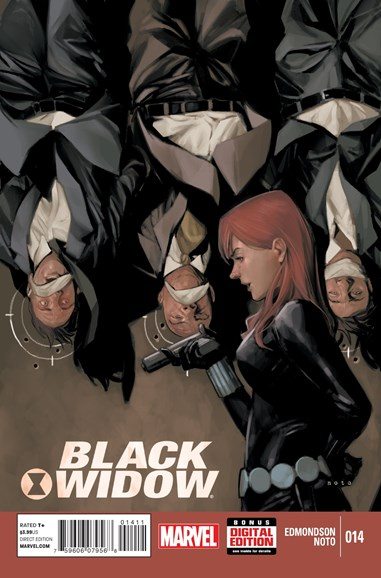 Black Widow Cover - 3/1/2015