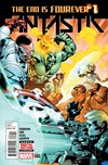 Fantastic Four Comic | 3/1/2015 Cover