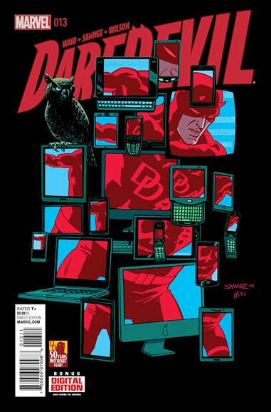 Daredevil Cover - 4/1/2015