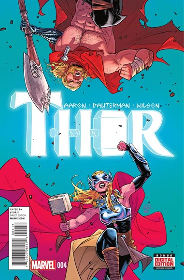 Thor Cover - 3/1/2015
