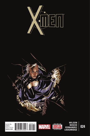 X-Men Gold Cover - 4/1/2015