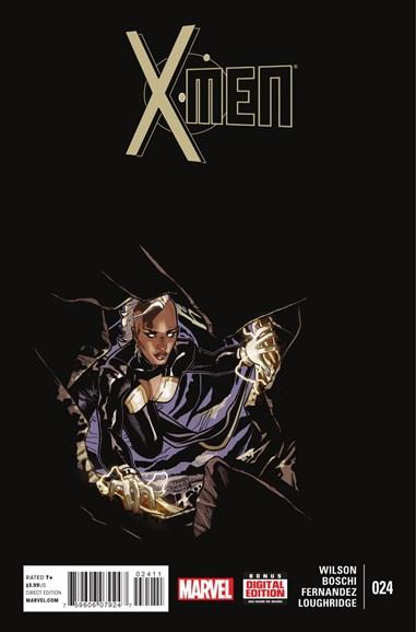 X-Men Gold Cover - 4/1/2015