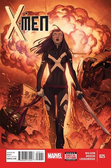 X-Men Gold Cover - 5/1/2015