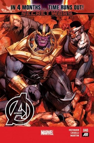 Avengers Cover - 3/1/2015