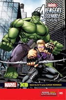 Marvel Universe Avengers Assemble 5/1/2015