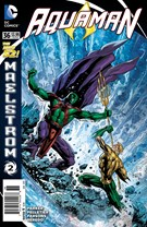 Aquaman Comic 1/1/2015