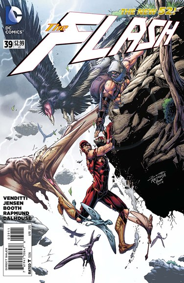 The Flash Cover - 4/1/2015