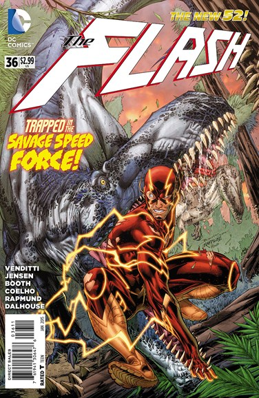 The Flash Cover - 1/1/2015
