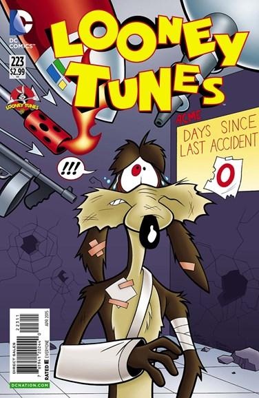 Looney Tunes Cover - 4/1/2015