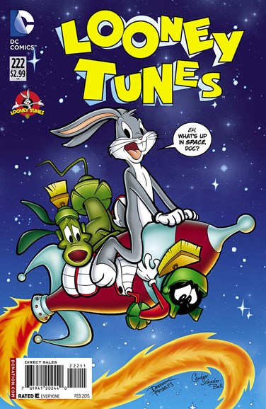 Looney Tunes Cover - 2/1/2015