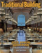 Traditional Building Magazine 2/1/2015