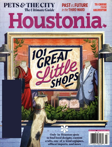 Houstonia Cover - 3/1/2015