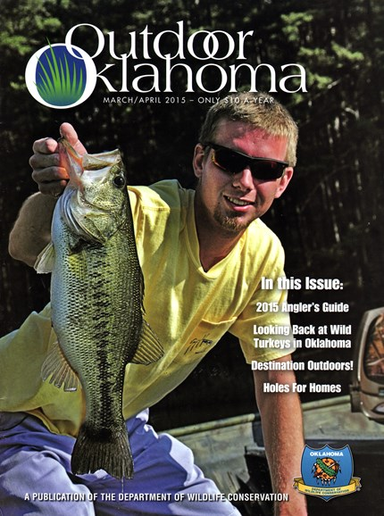 Outdoor Oklahoma Cover - 3/1/2015